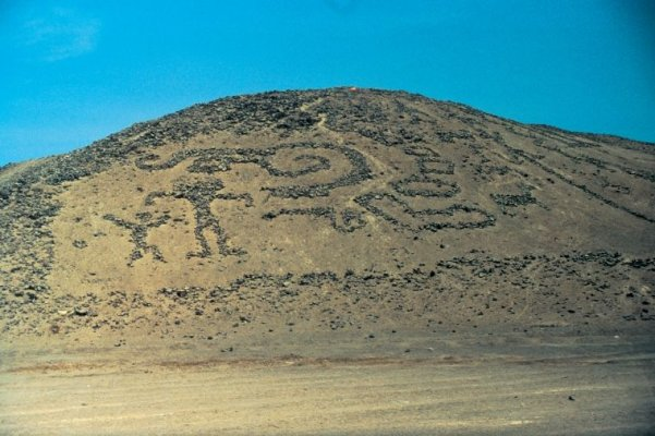 Geoglifos de Lluta