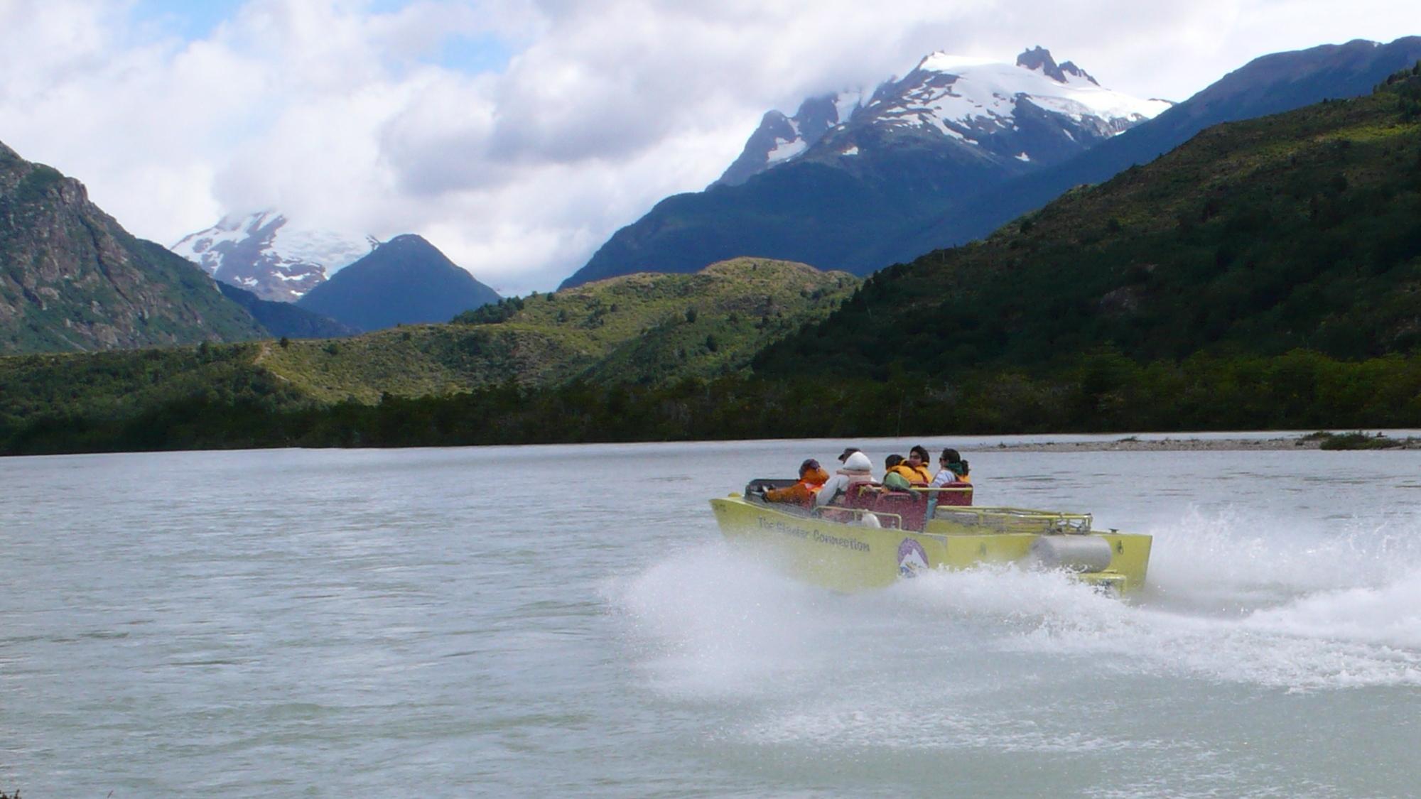 General Carrera Lake Tours