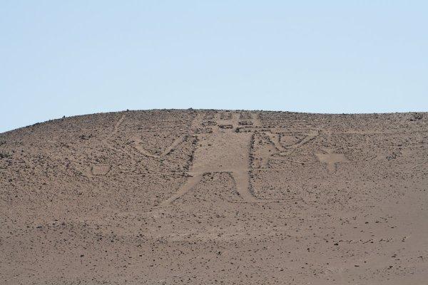 Pintados Geoglyphs