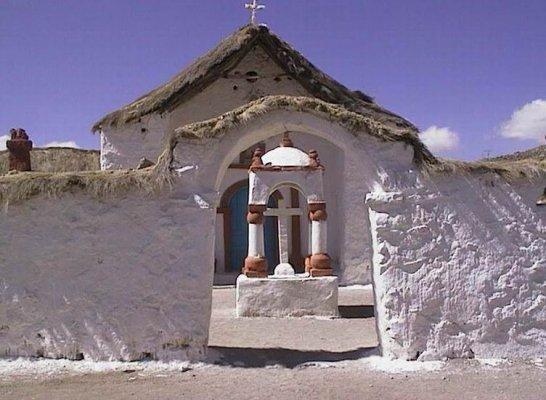 Parinacota Church