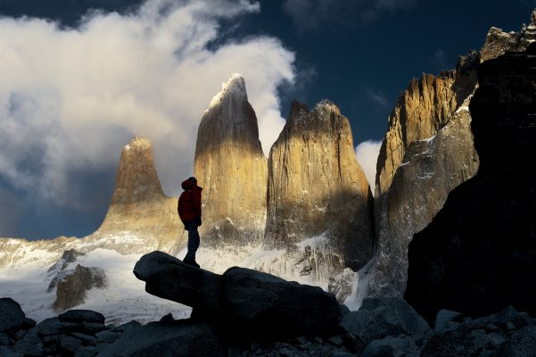 Santiago, Lake District and Torres del Paine
