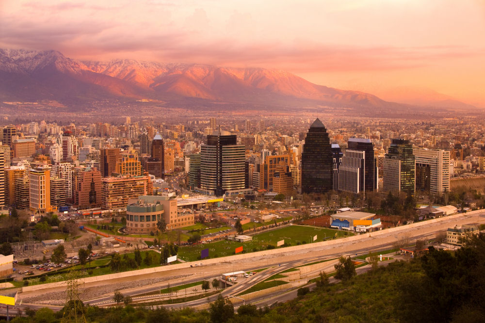 Santiago y Ski en La Parva de Lujo