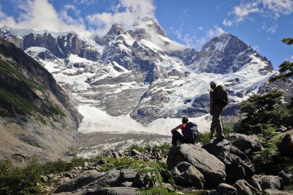 Trekking W Corto en Torres del Paine