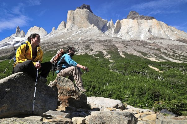 Circuito W Torres Del Paine Camping : My experience in the w circuit torresdelpaine
