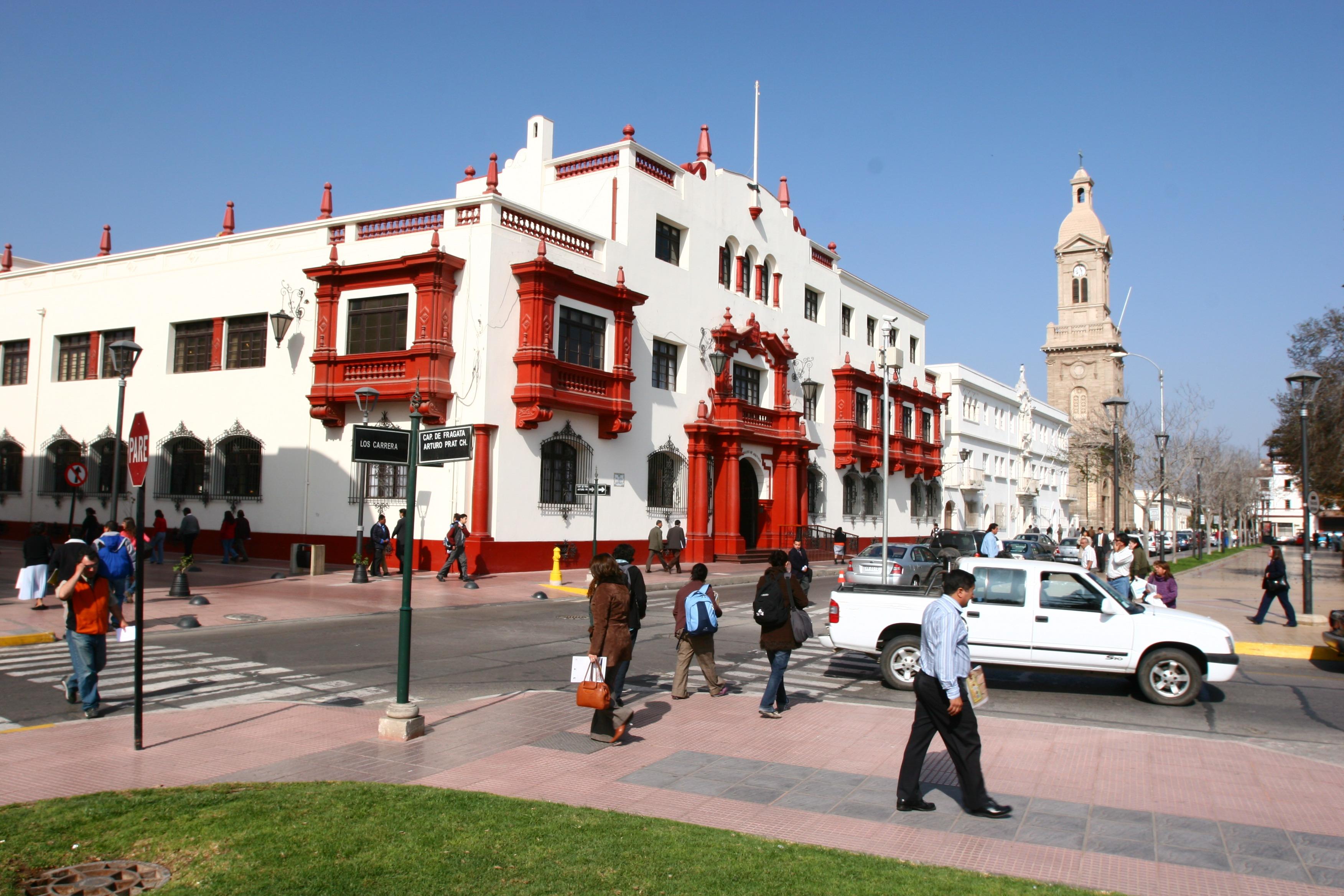 La Serena, Coquimbo e Mamalluca