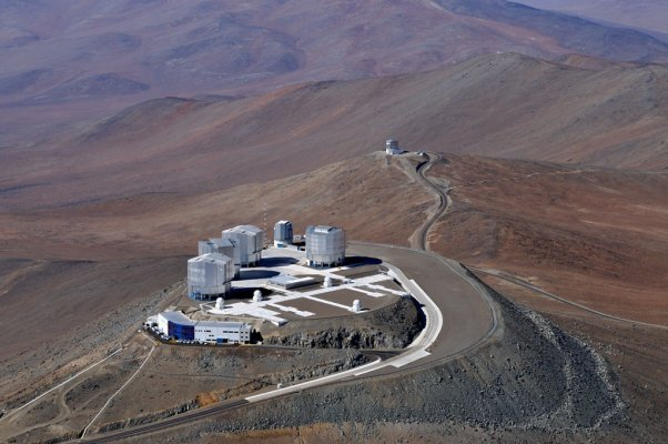 Paranal hill Observatory