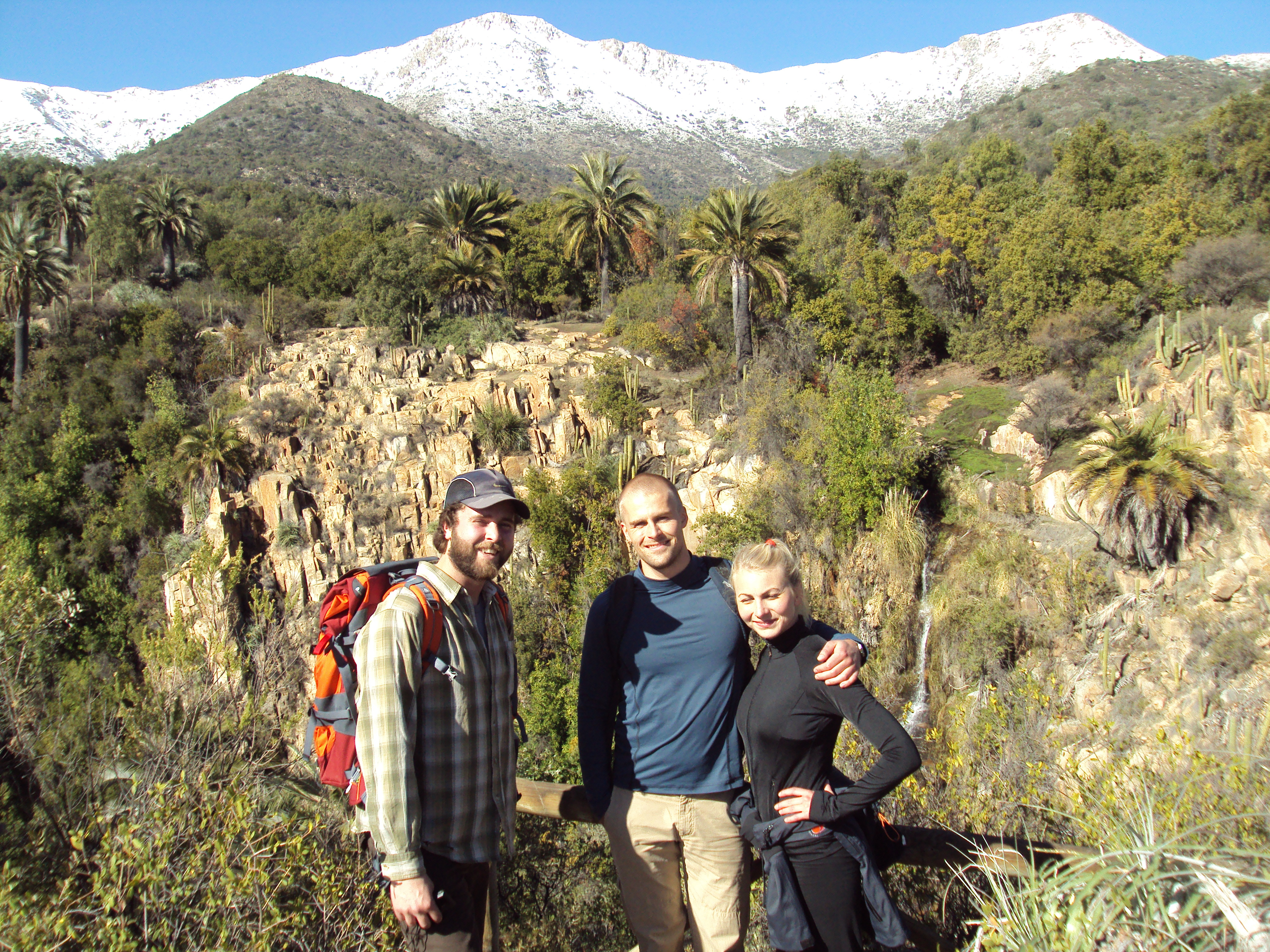 La Campana National Park - Ancient Forest Hike