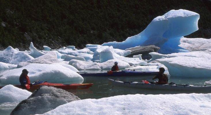 Glaciers of Balmaceda