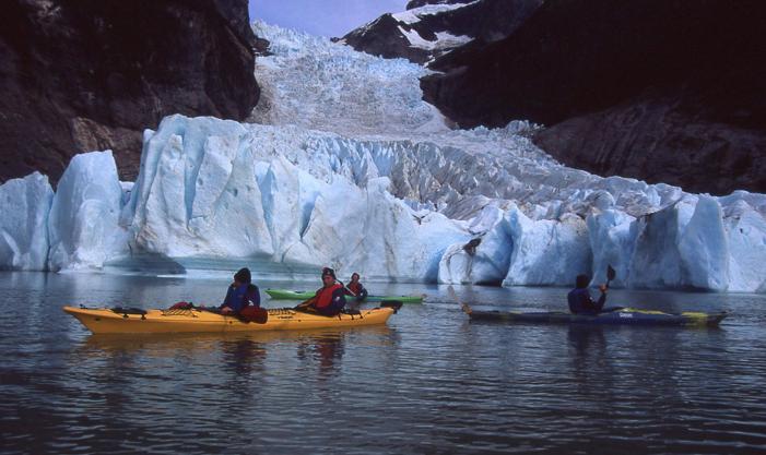Glaciares de Balmaceda