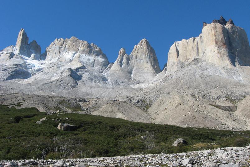 Trekking Vistas de Torres del Paine
