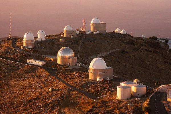 Astronomical Observatory La Silla