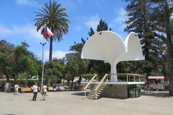 Ovalle y Parque Nacional Fray Jorge