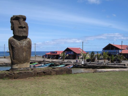 City Tour Hanga Roa - Easter Island