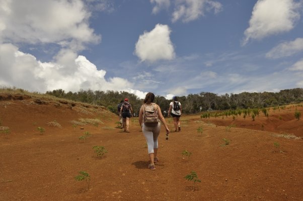 Trekking Poike Ilha de Páscoa