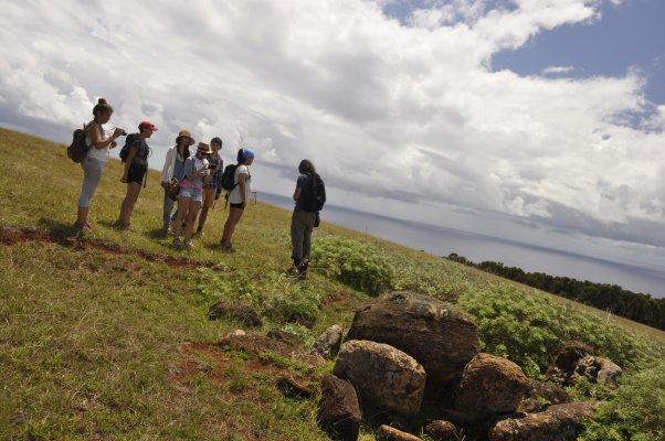 Trekking Poike Isla de Pascua