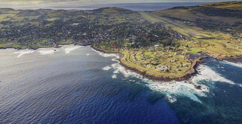 Descubre el Misterio del Moai con Amanecer en Isla de Pascua