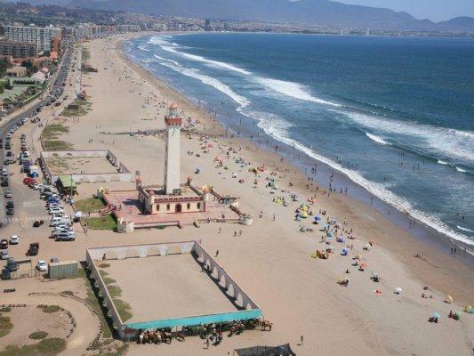 Playas  Avenida del Mar