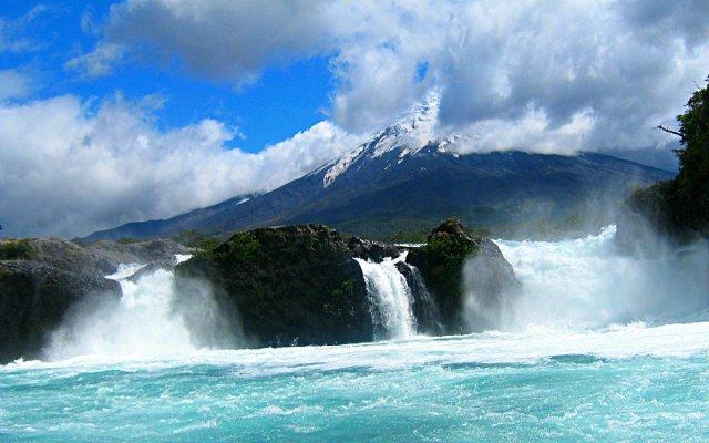 Lago Todos Los Santos y Peulla