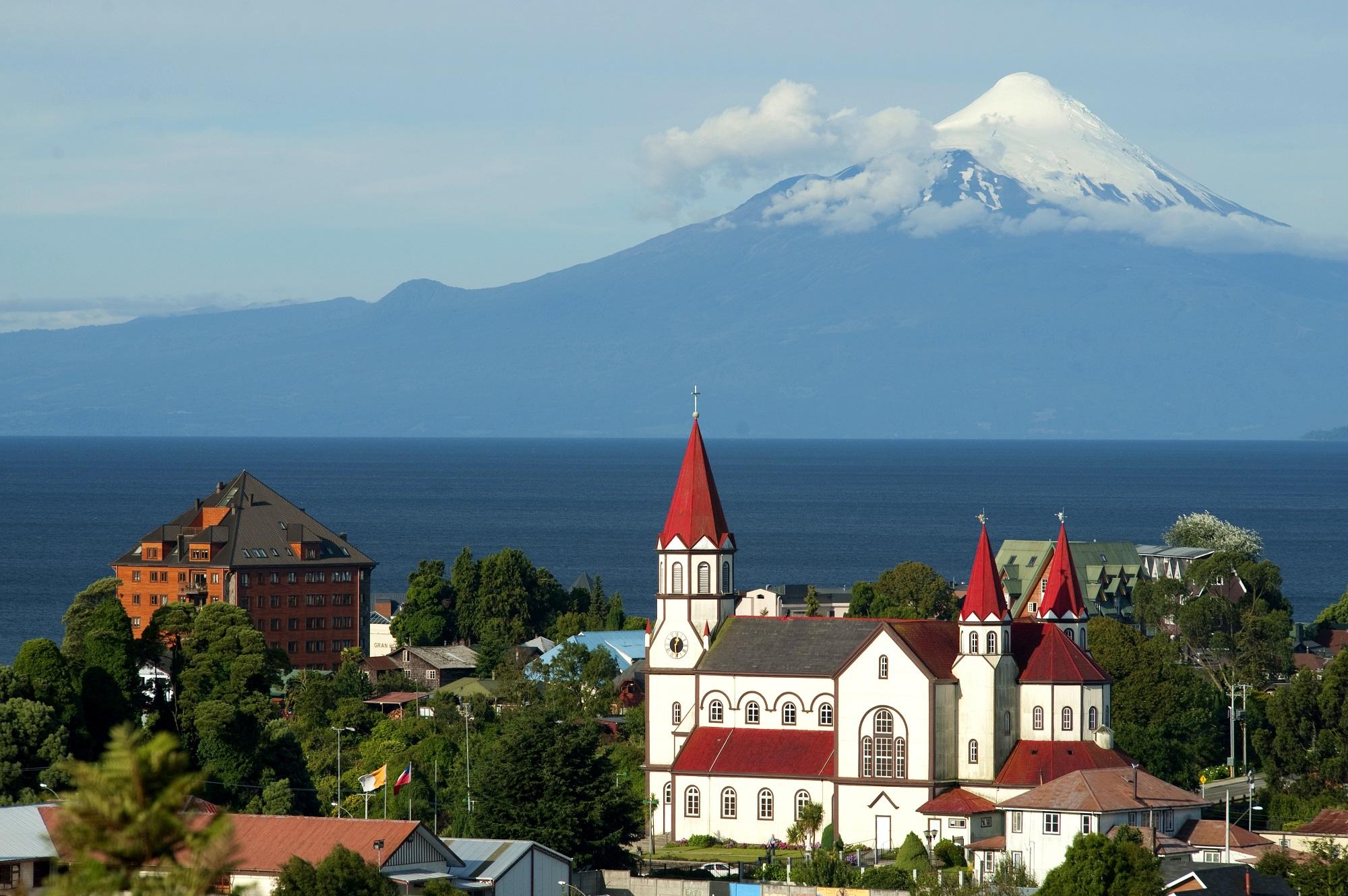 Isla de Chiloé: Castro y Dalcahue