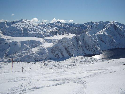 Quadras de Esqui Antuco