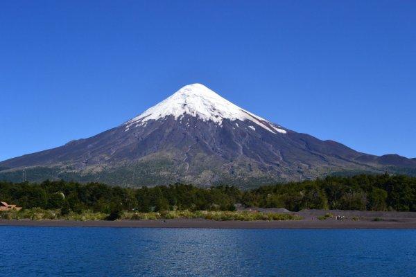 Lago Puyehue and Osorno