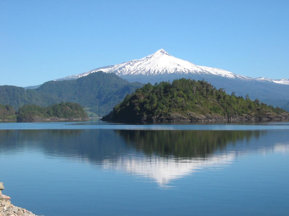 Panguipulli and Ranco Lakes, Chile