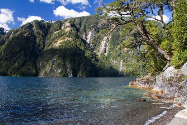 Panguipulli and its seven lakes