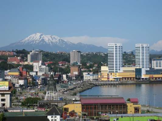 Puerto Montt and Angelmo
