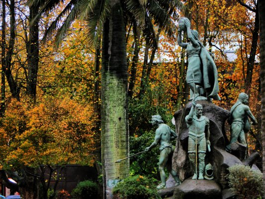 Temuco y Lago Budi
