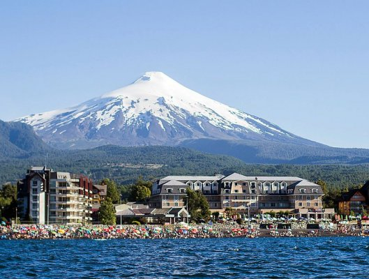 Villarica and Pucon