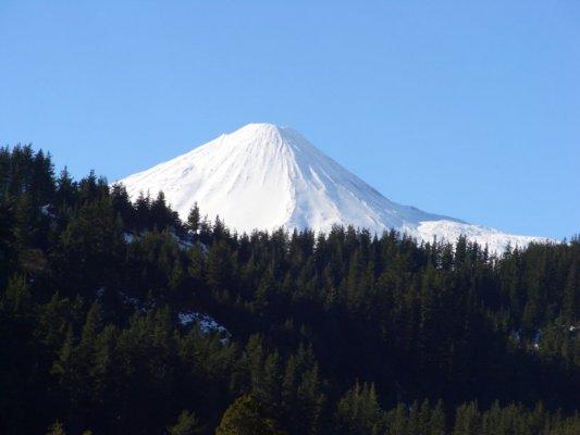Vulcão Antuco