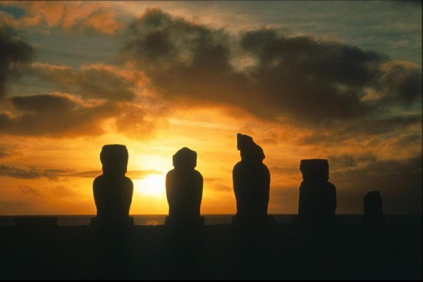 Easter Island National Park