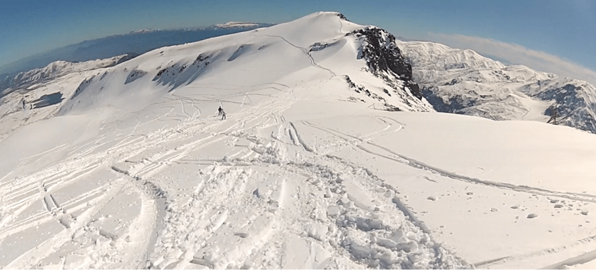 Centro de Esqui Chapa Verde