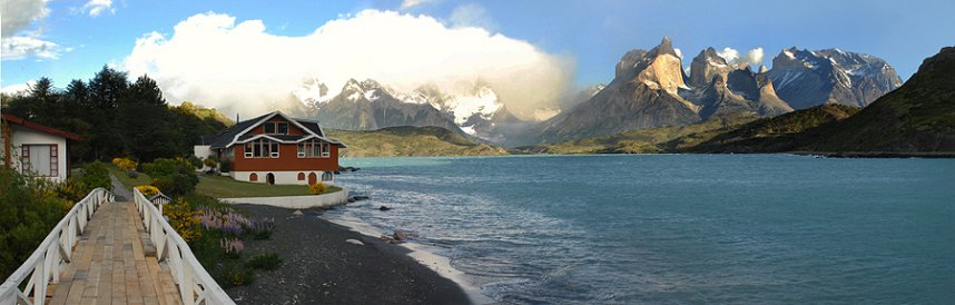 Hosteria Pehoe in Torres del Paine - Information