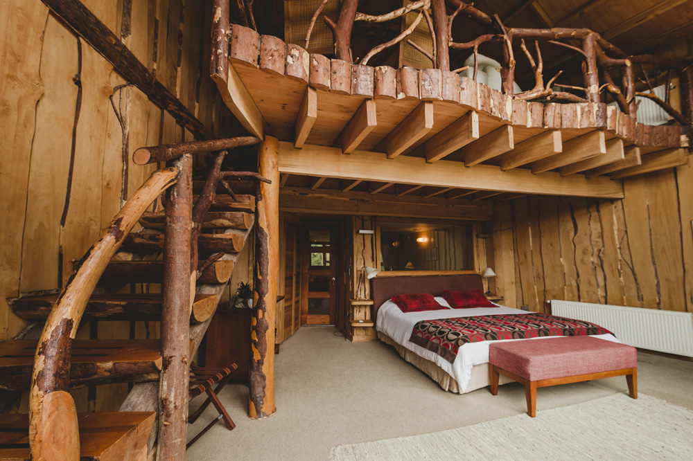 Hotel nothofagus in panguipulli and ranco lakes for Rustic hotel