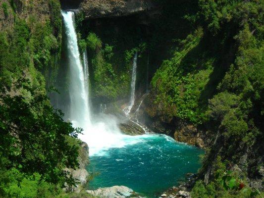 Radal Siete Tazas National Reserve