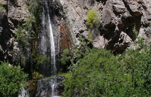 Santuario de La Naturaleza Cascada de Las Animas