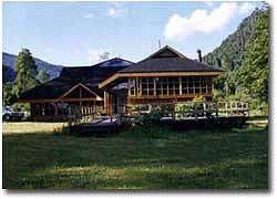 Hotel El Pangue Cabañas