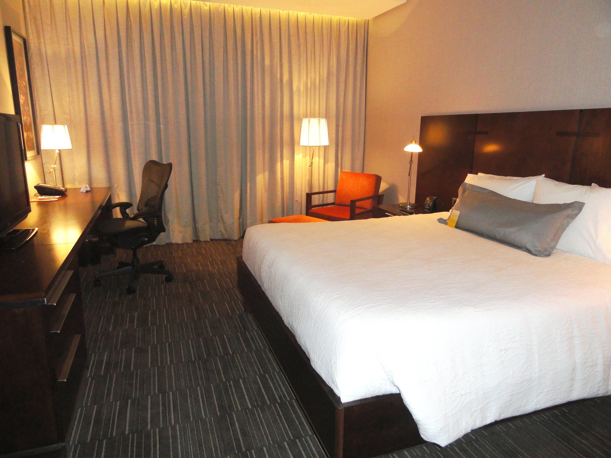 Hotel Hilton Garden Inn Santiago Airport Em Santiago Informa O Tarifas E Reservas