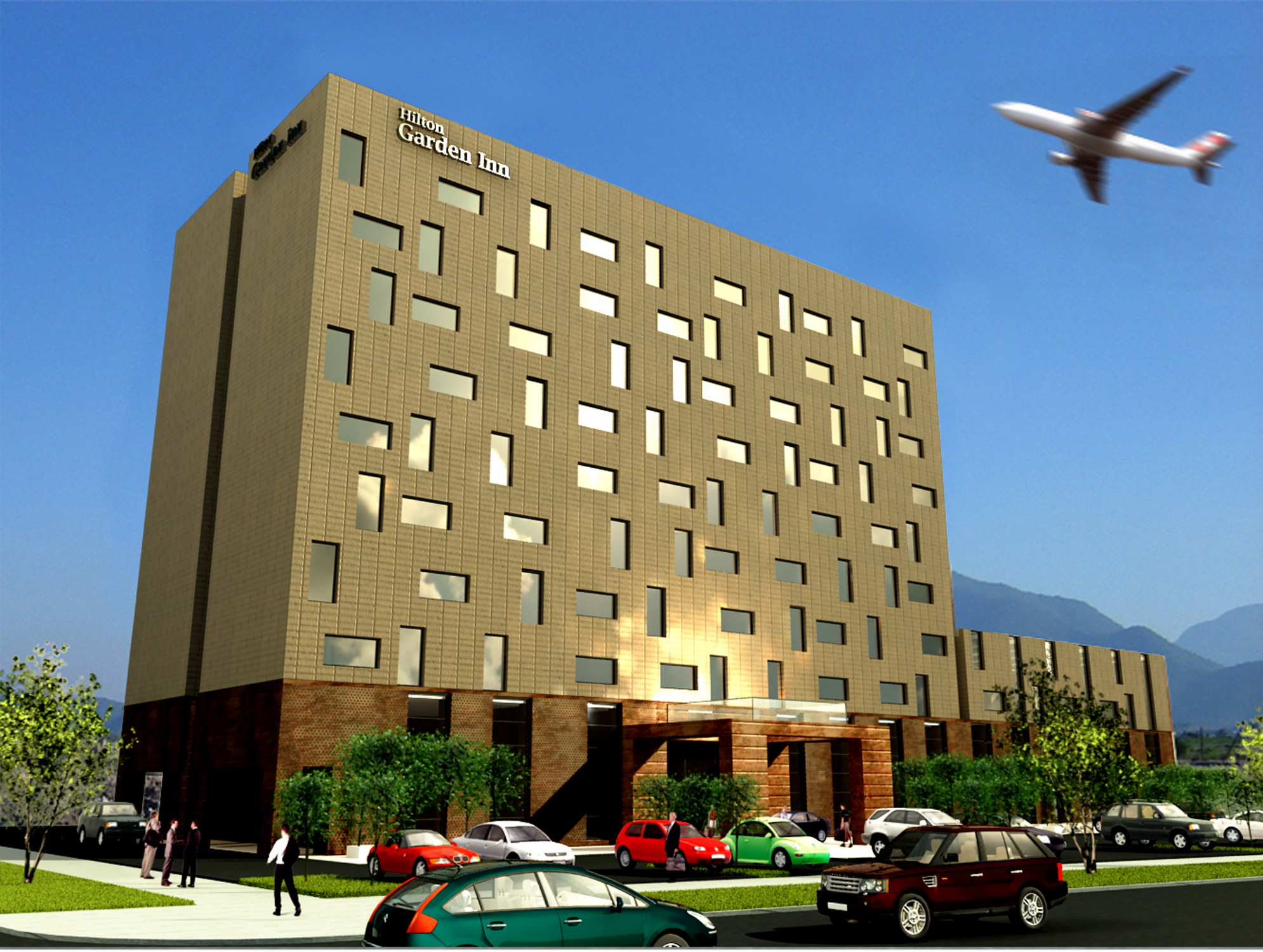 Hotel Hilton Garden Inn Santiago Airport In Santiago Pictures And Videos Gallery