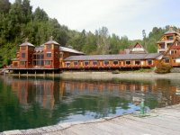 Hotel Lodge & Spa Termas de Puyuhuapi