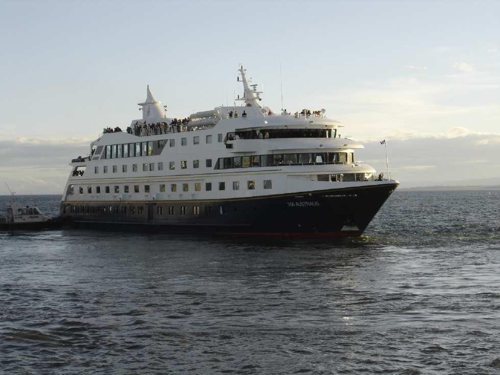 Via Australis Cruise, Punta Arenas - Ushauia
