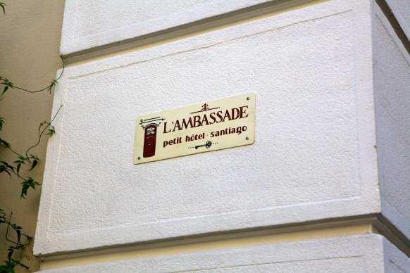 L'Ambassade Petit Hotel