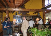 Lodge Yelcho en la Patagonia