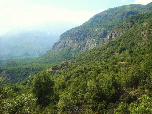 Reserva Nacional Río Cipreses
