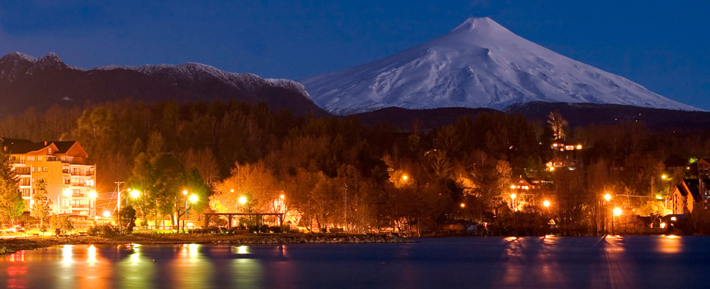 Pucón and Villarrica