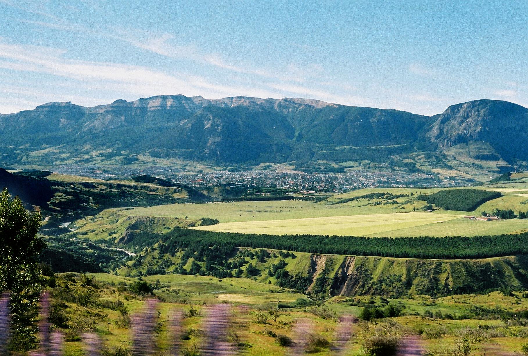 Coyhaique e Puerto Aysén